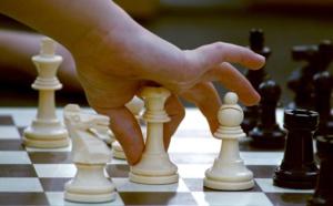 Per i scacchi dinnò, hè a rientrata  !