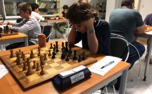 Les appariements des tournois fermés du Corsica Chess Club