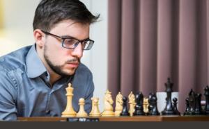 Tournoi des candidats: Maxime Vachier-Lagrave seul second après 6 rondes, Ian Nepomniachtchi s'envole