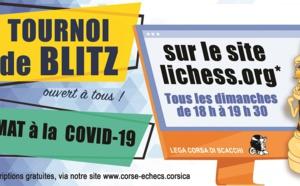50e Blitz Arena de la Ligue Corse des Echecs !