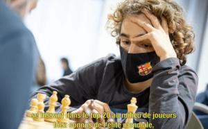 N°5 1re Norme de Grand-Maître pour Marc'Andria Maurizzi en Catalogne