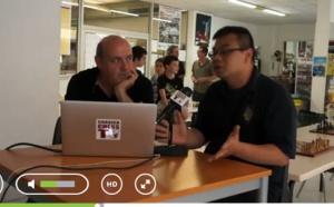Jean-Phi et Akkha analysent les résultats du championnat de France à Pau