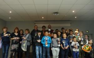 Victoire de François Brethes au tournoi des Restos du Cœur à Ghisunaccia