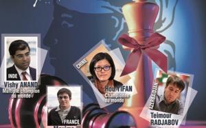 3 opens à cadence FIDE pour le 20e Corsican Circuit