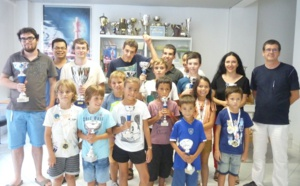 Le 14e Open d'été à Ludovic Utrera !