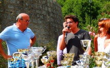 Spectaculaire victoire de Maxime Lagarde au mega Blitz de Ciamannaccia !